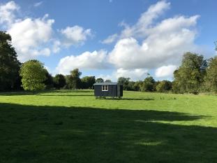 Shepherd hut - Long Shot
