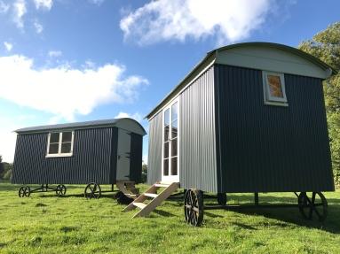 Shepherd hut - Twin