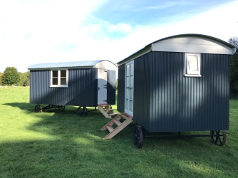 Shepherd hut - Twin 2