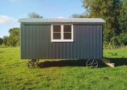 Shepherd hut - Side View 3