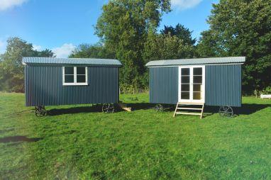 Shepherd hut - Twin 3