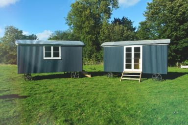 Shepherd hut - Twin 3