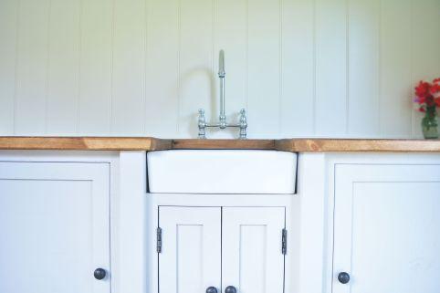 Shepherd hut - Sink 5