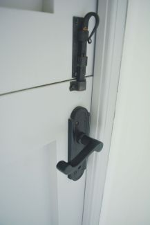 Shepherd hut - Door handle