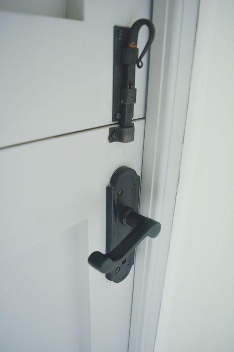 Shepherd hut - Door handle