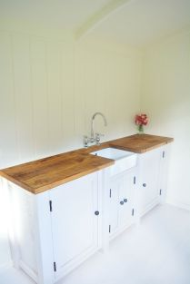 Shepherd hut - Sink 7