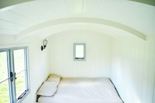 Shepherd hut - View