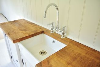 Shepherd hut - Sink 8
